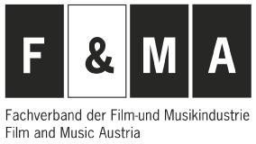 Logo F&MA - Fachverband der Film-und Musikindustrie Austria